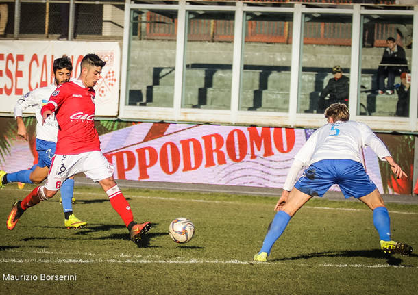 Varese - Verbania 2-0
