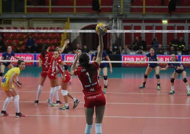 Uyba - Vdk Gent 3-1