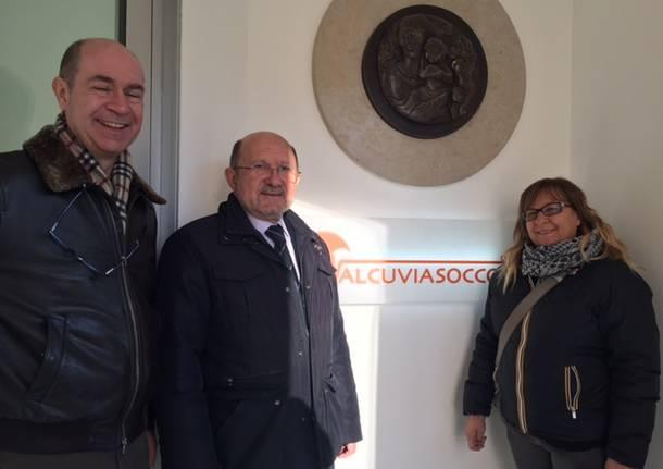 Valcuvia Soccorso, nuova realtà di Cuveglio