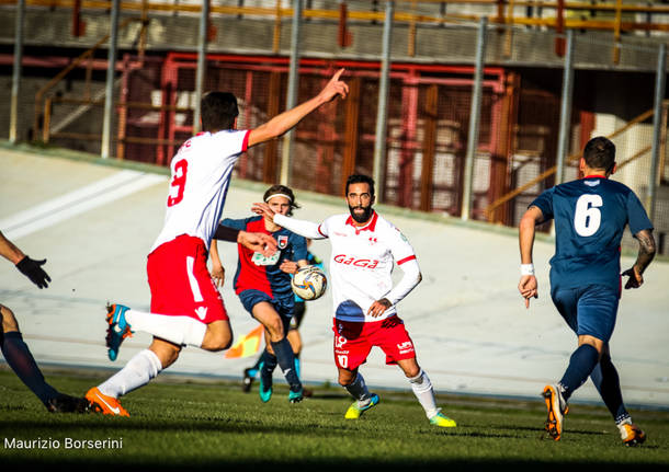 Varese – Gozzano 3-2