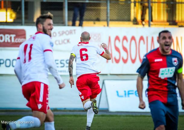 Varese - Gozzano 3-2