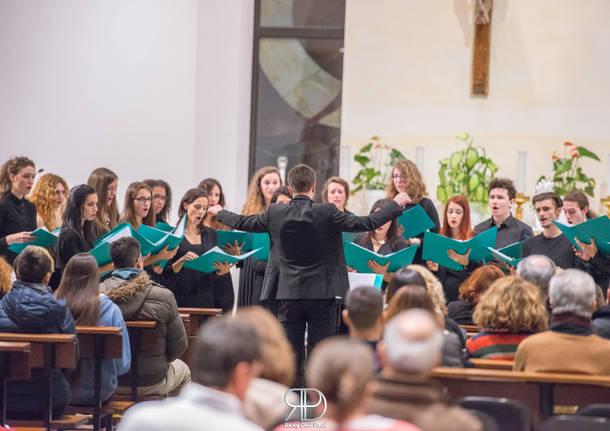 Coro NeoVibes: Concerto di Natale a Gallarate