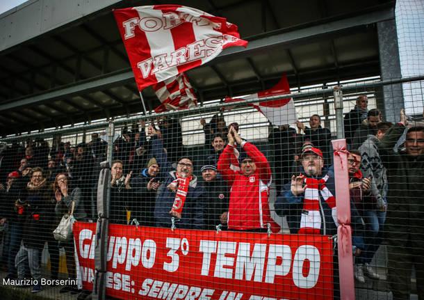 Varesina - Varese 0-3