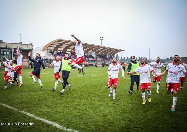 Varesina – Varese 0-3