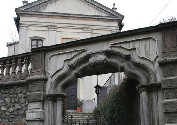 chiesa san Vito Somma Lombardo