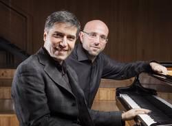 concerto duo pianistico  Schiavo – Marchegiani.