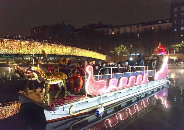 Torna a Milano il Darsena Christmas Village
