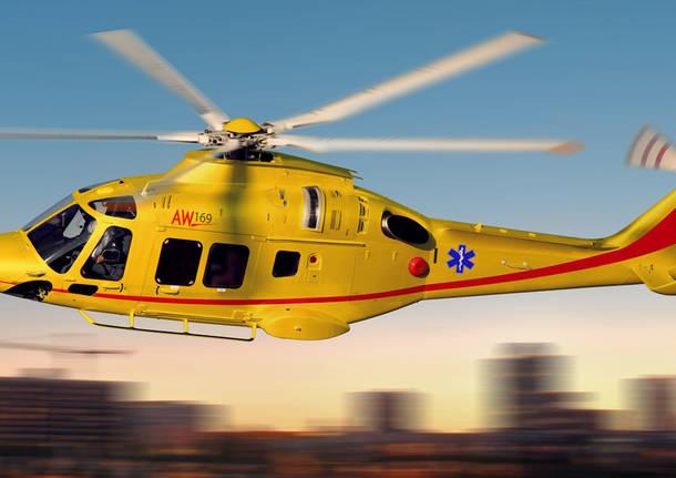 Elicottero Aw139 : Altri elicotteri per l elisoccorso alla cina leonardo