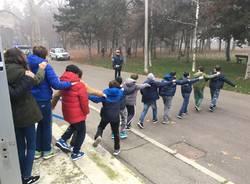 esercitazione protezione civile scuole castellanza