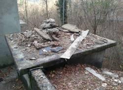 Furto acquedotto Rancio 29 dicembre 2016