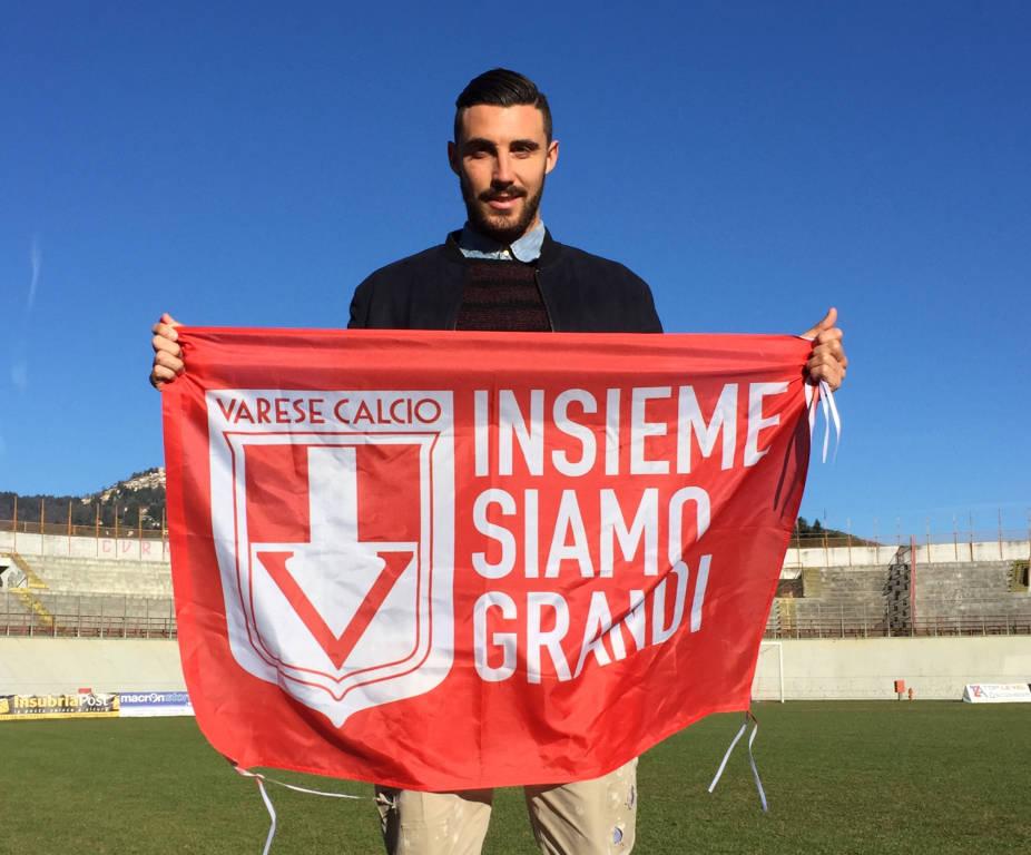 Giacomo Innocenti Varese calcio