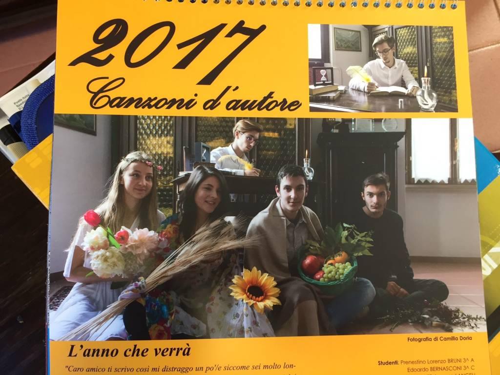 Il calendario del Cairoli