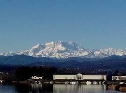 Il Lago e il monte Rosa