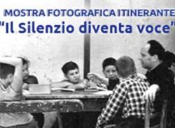 Il Silenzio diventa Voce Mostra fotografica