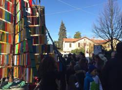 Inaugurato l'albero del Riuso 2016