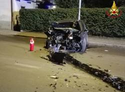 incidente via Varese Gallarate 19 dicembre