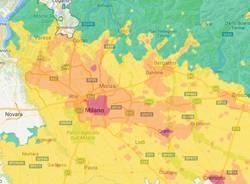 inquinamento smog Pm10 Lombardia
