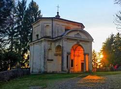 La cappella illuminata