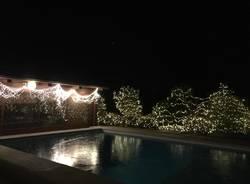 La casa di Natale nel bosco