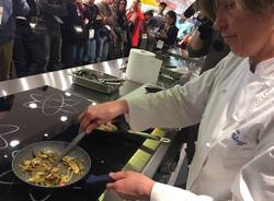 La tradizione del risotto nelle mani di chef Valazza