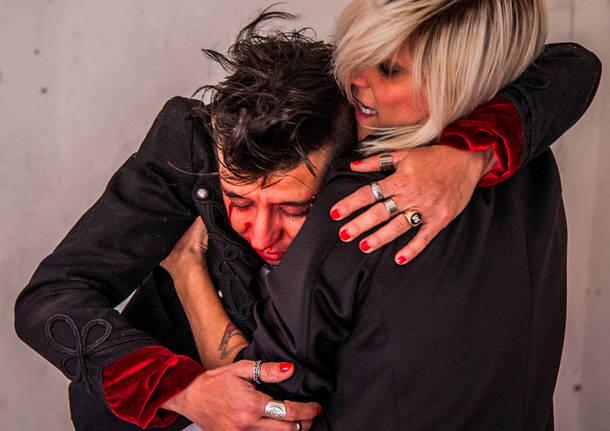 """Lady Madness e Laura Bono: le immagini del videoclip """"Voglio dirti"""""""