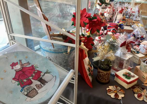 Le strenne si Natale dell'associazione volontari anziani