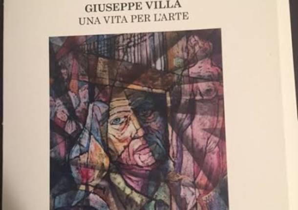 libro di laura vignati dedicato a giuseppe villa