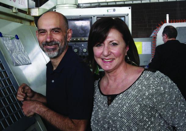 Elena e Marco, un destino da imprenditori