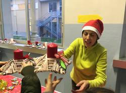 Mercatino Natalizio alle scuole elementari di Tradate