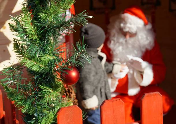 Cesana: laboratori e casa di Babbo Natale per i bambini