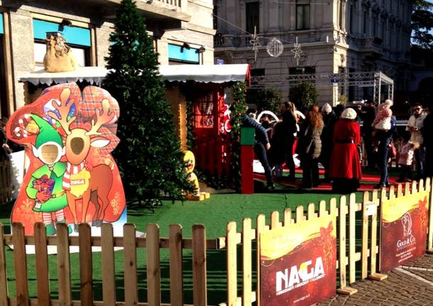 Natale Gallarate Naga