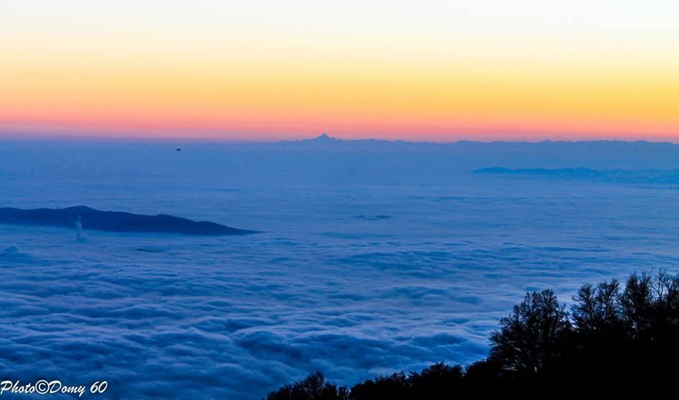 Nebbie al Sacro Monte