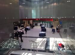 nuova ferrovia Terminal 2 Malpensa
