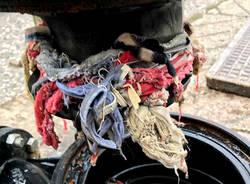 Porto Ceresio - Pompe fognarie intasate