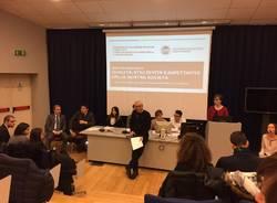 presentazione indagine sociologica con prof Foti