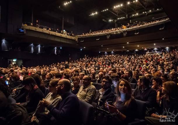Raphale Gualazzi in concerto al Teatro Nazionale