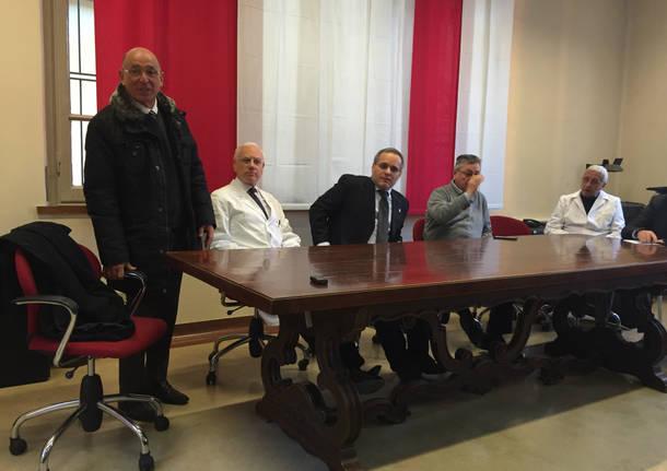 Rilancio ospedale di Saronno