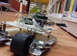 robot biblioteca arianna
