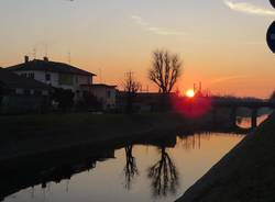 Saluto al sole - foto di Samanta Amadeo