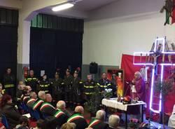 Santa Barbara Somma Lombardo vigili del fuoco