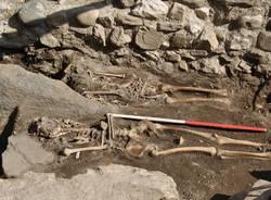Scavi archeologici cittiglio