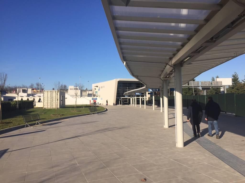 stazione FNM Malpensa Aeroporto Terminal 2
