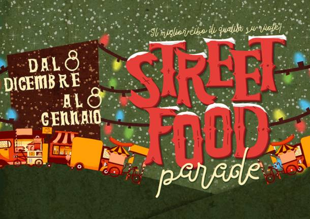 Street Food Parade Cassano Magnago
