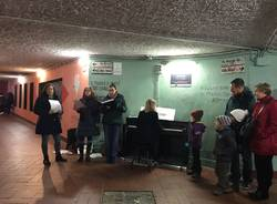 Un pianoforte nel sottopasso grazie a #Takecare