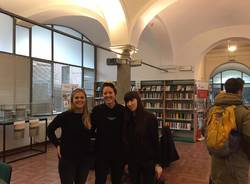Varese - Biblioteca aperta la domenica