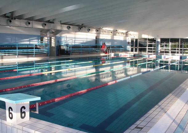 Una settimana di nuoto gratis per rilanciare la piscina di - Piscina solbiate olona ...