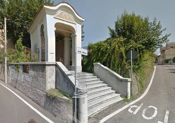 cappella santa liberata castellanza