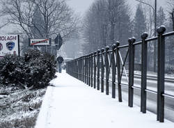 Nelle valli sotto la neve