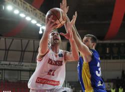 Openjobmetis Varese - Ventspils 82-88