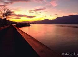 Lungo lago di Luino